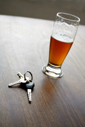 Drunk driving accident attorney in Houston.